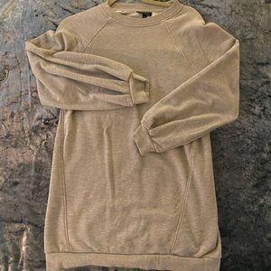 TopShop Sweatshirt Dress